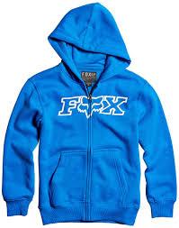 cheapest motocross gear fox motocross pants fox legacy kids zip hoody clothing blue fox