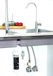 under sink filter system reviews water filter for sink 9 best faucet water filters sink filter system