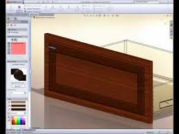 Solidworks Home Design Furniture Design In Solidworks Youtube
