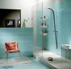 teal bathroom ideas bathroom charming teal ceramic wall shower screen decor with