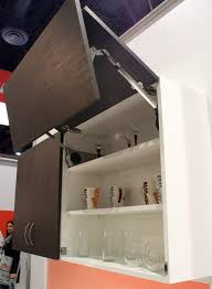 Kitchen Cabinet Lift Kbis Trend Report Lift System Cabinet Doors From Blum Bauformat