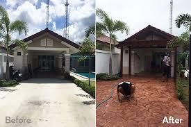home design company in thailand st concrete company pattaya thailand thai garden design