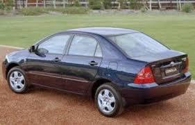 toyota corolla sedan price toyota corolla 2005 price specs carsguide