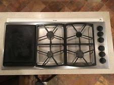 36 Downdraft Gas Cooktop Gas Cooktop Downdraft Ebay