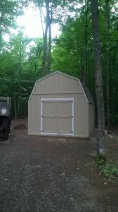 Gambrel Pole Barns Premium Pole Buildings U0026 Storage Sheds 12 U2032 By 16 U2032 Gambrel Shed