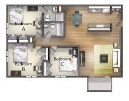 3 bedroom 2 bathroom 1 2 3 bedroom cus housing in kent oh