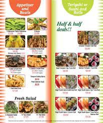 az cuisine masa sushi menu japanese cuisine gilbert az chandler arizona