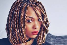 half shaved with braids 8 super chic box braided hairstyles style presso for box braids
