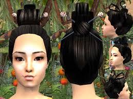 Geisha Hairstyles Geisha Hairstyle Request Hairstyles Ideas