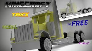 minecraft truck cinema 4d minecraft truck model free download youtube