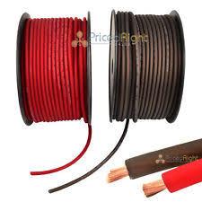 audiopipe car audio power and speaker wires ebay