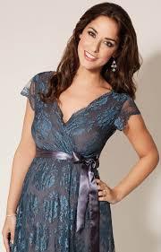 robe de mariã e bleu turquoise robe de grossesse bleu caspien robes de maternité de