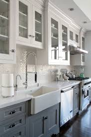 backsplash with white kitchen cabinets kitchen tile backsplash ideas white kitchen cabinet along white
