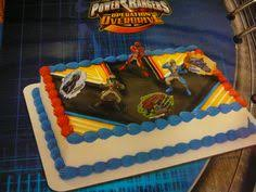 homemade power ranger cake yahoo results birthday