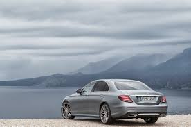mercedes 2016 2017 mercedes benz e class is the base but far from basic