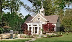 douglas vanderhorn architects colonial pool house