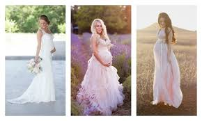 Pregnancy Wedding Dresses 20 Elegant Wedding Dresses For Pregnant Brides