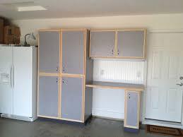 Garage Storage Cabinets Sophisticated Garage Storage Cabinets In Grey Appliances