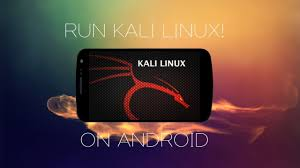 kali linux apk 2 ways how to safely install kali linux on android without root