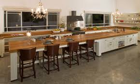 long kitchen island home design ideas and pictures