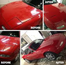 brand new mazda before and after composite of my 1990 mazda miata it looks like a
