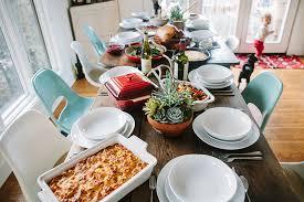 thanksgiving dinner for beginners