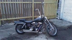 harley davidson dyna wide glide motorcycles for sale