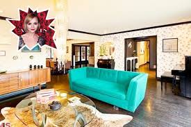 Celebrity Living Rooms Christina Ricci The Coolest Celebrity Living Rooms Lonny