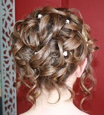 coiffure mariage enfant coiffure fete fille coiffure facile et classe jeux coiffure