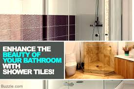 bathroom shower tile ideas pictures remodel your bathroom with these artistic shower tile ideas