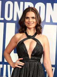 Big Breast Memes - hayley atwell says producer called her a fat pig daily mail online