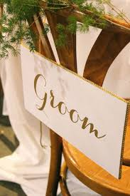 Bride And Groom Chair Signs 32 Best Bride And Groom Chair Signs Images On Pinterest Grooms