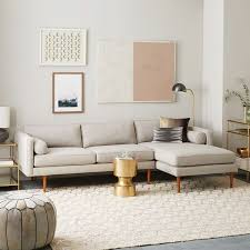 Modern Sectional Sofa With Chaise Best 25 Sectional Sofa Layout Ideas On Pinterest Coffee Table