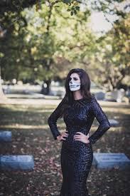 Skeleton Makeup Halloween by Halloween Skeleton Makeup A Southern Drawl