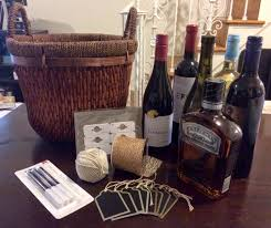 what to put in a wine basket marriage firsts wine and whiskey basket mohans rule