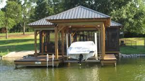 boathouses single slip tradesman co