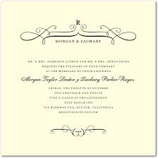 formal wedding invitations 11 gorgeous formal wedding invitations wedding guide