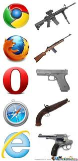 Who Are We Browsers Meme - obvious web browser observation by kennn meme center