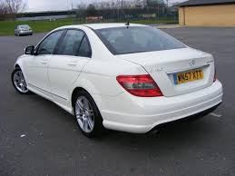 mercedes c class for sale uk used mercedes 2007 petrol class c180k sport 4dr one saloon