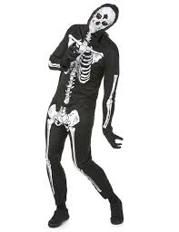 Skeleton Costumes For Halloween by Buy Funky Punk Skeleton Costume For Kids Child Skeleton Costume