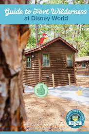 Fort Wilderness Map Ultimate Guide To Fort Wilderness At Disney World