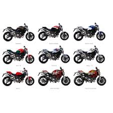 ducati monster art painted body kits 69924583