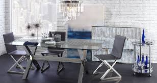 Axis Dining Table Stylish Home Decor Chic Furniture At Affordable Prices Z Gallerie