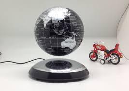 magnetic levitation globe creative business office desk ornaments