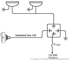 universal horn wiring diagram wiring diagrams