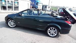 opel cascada hardtop 2007 vauxhall astra cdti hardtop convertible for sale www