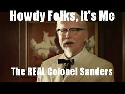 Colonel Sanders Memes - the real colonel sanders gif on imgur