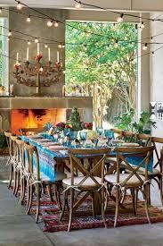 jenna bush hager hosts a texas fiesta southern living
