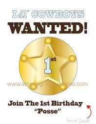 1st birthday ideas lil u0027 cowboy u0026 cowgirl party