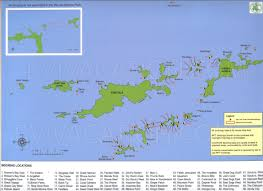 map of the bvi popular 180 list tortola map